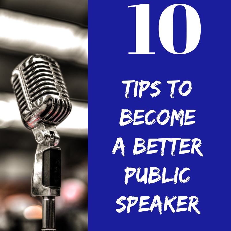 Public Speaking Tips For Preachers!