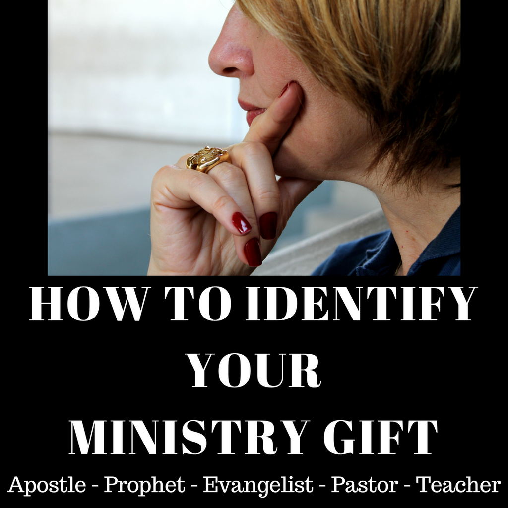 (Academy) Identifying Your Ministry Gift