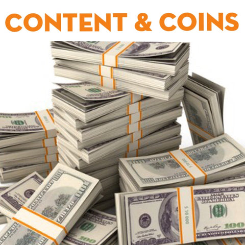 Turn Your Ministry Content Into Coins!