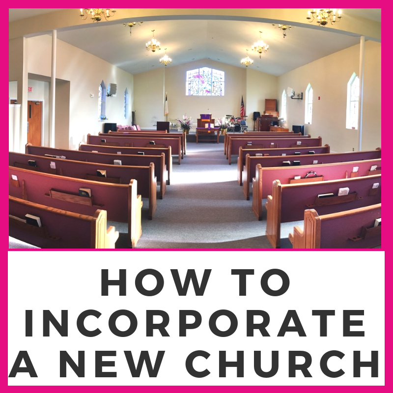 How To Set Up Your Church