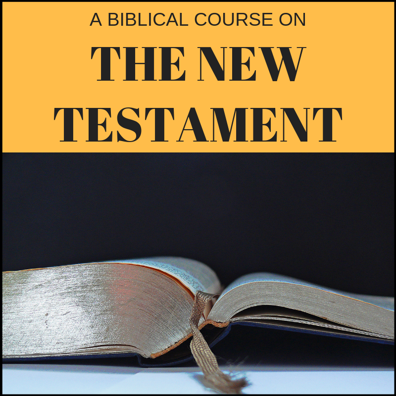 Course: New Testament