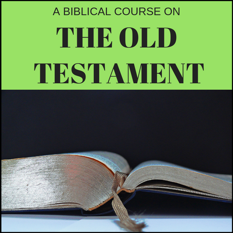 Course: Old Testament