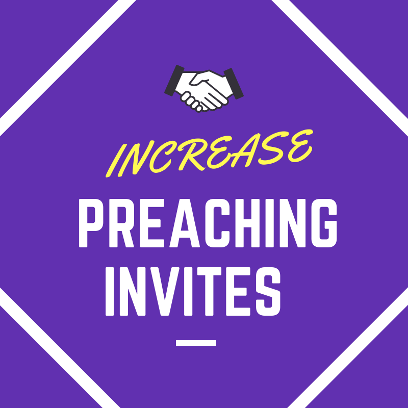 Increase Preaching Invites
