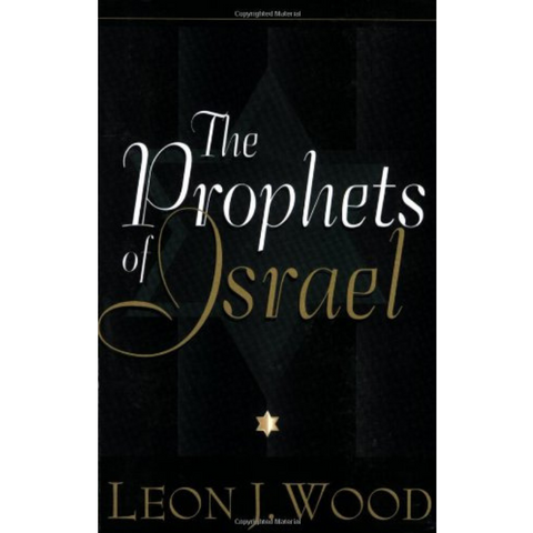 Book - The Prophets Of Israel