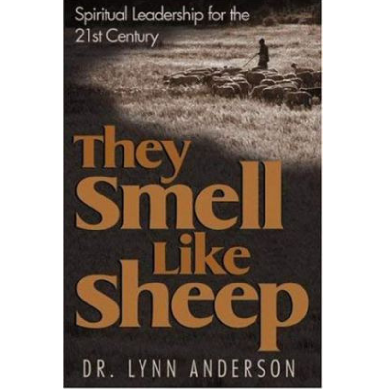 Book - They Smell Like Sheep