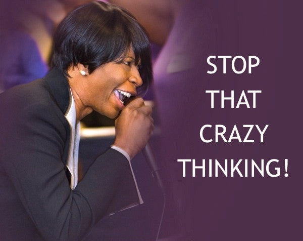 CD - Stop That Crazy Thinking!