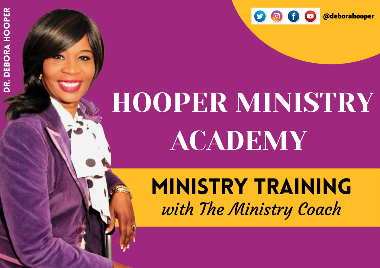 Enroll at Hooper Ministry Academy