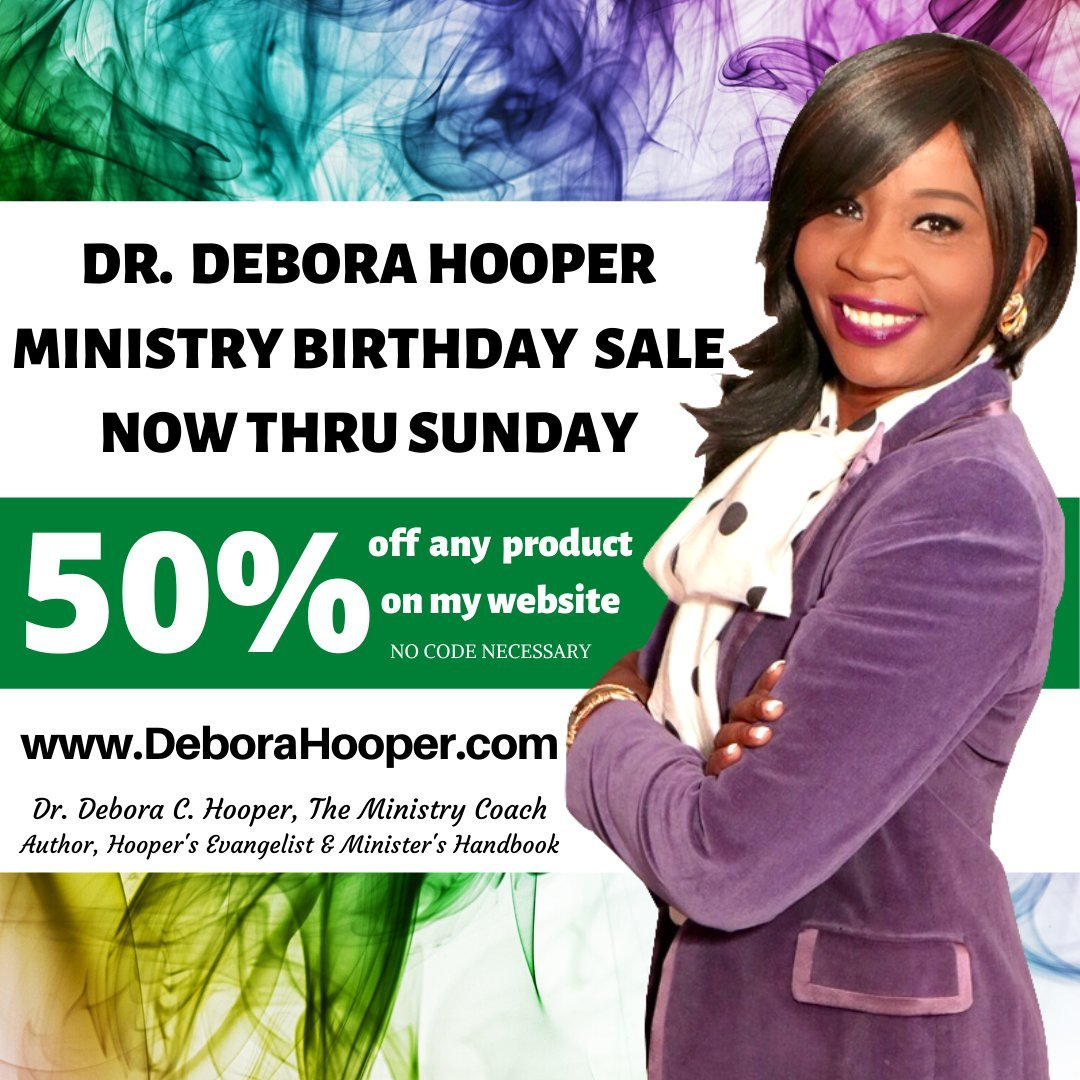 Join Hooper Ministry Academy