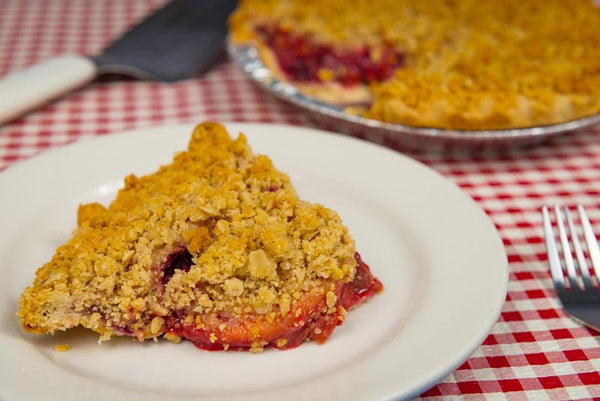 Great Lakes Fruit Crunch Pie