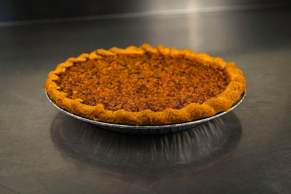 Whole Maple Walnut Pie