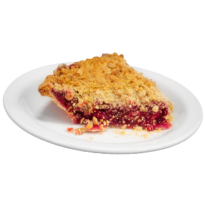 Bumbleberry Crunch Pie