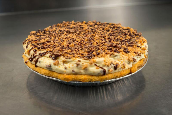 Whole Toffee Cream Pie