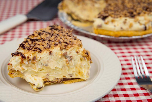Toffee Cream Pie