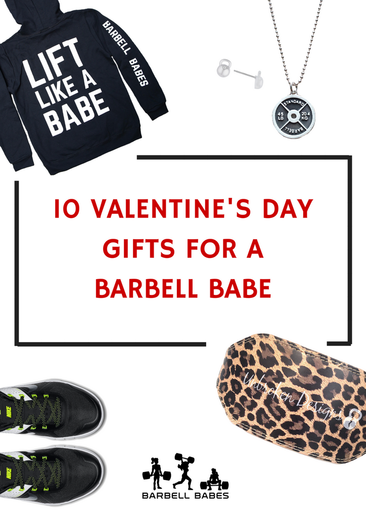 10 Valentine's Day Gifts for a Barbell Babe