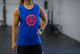 Empower Muscle Tank - Royal Blue (M)