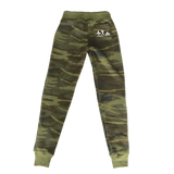 Fleece Joggers - Camo (XL)