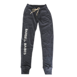 Barbell Babes Fleece Joggers - Navy