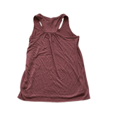One Strong Kid Flowy Racerback Tank - Mauve (L 14-16)