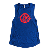 Empower Muscle Tank - Royal Blue