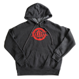 Empower Unisex Fleece Pullover Hoodie - Dark Gray