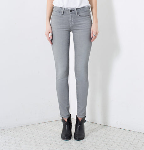 MID RISE SKINNY in CAIN | MADE TO ORDER