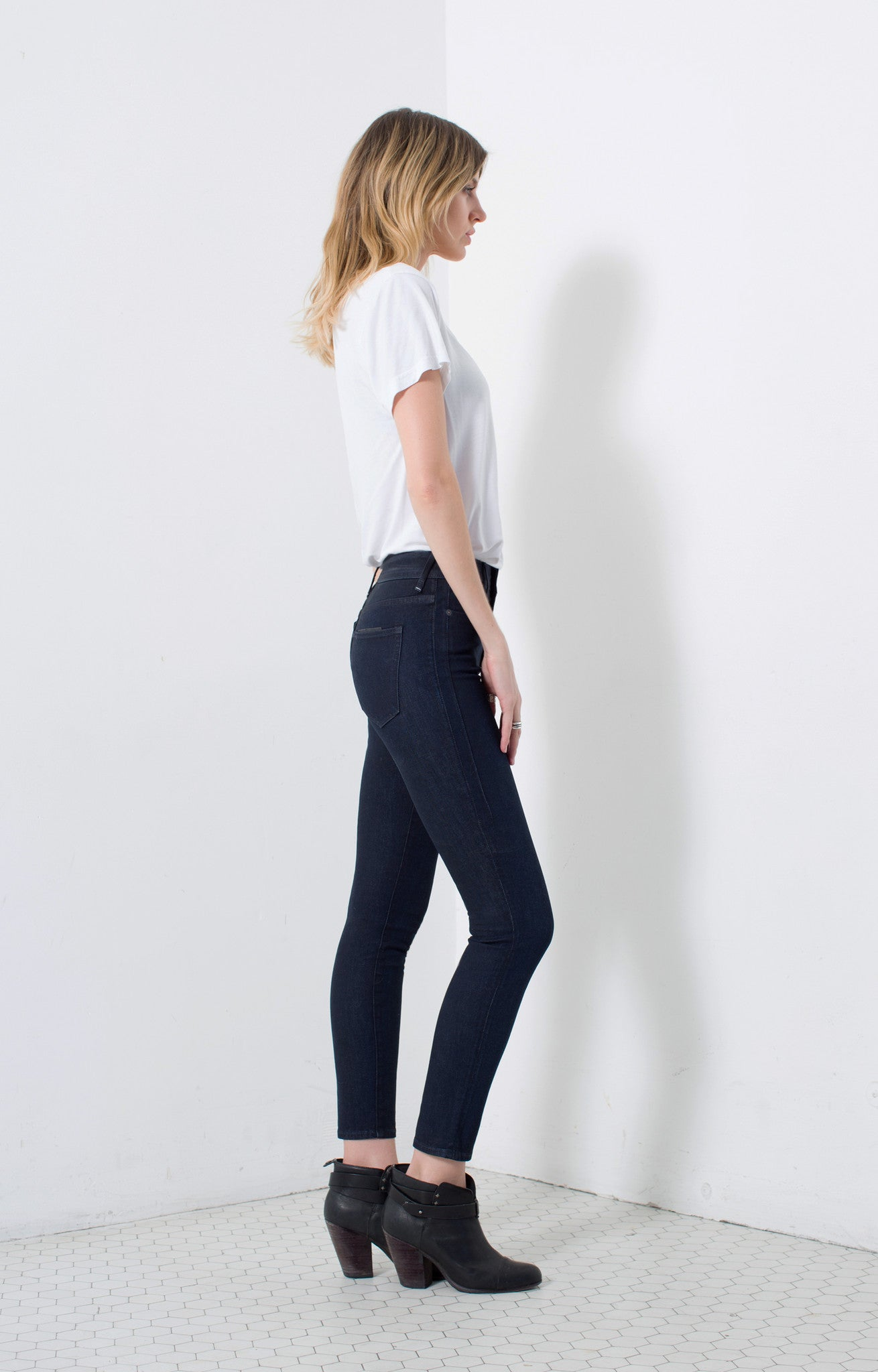 ANKLE SKINNY in COHEN | MADE TO ORDER