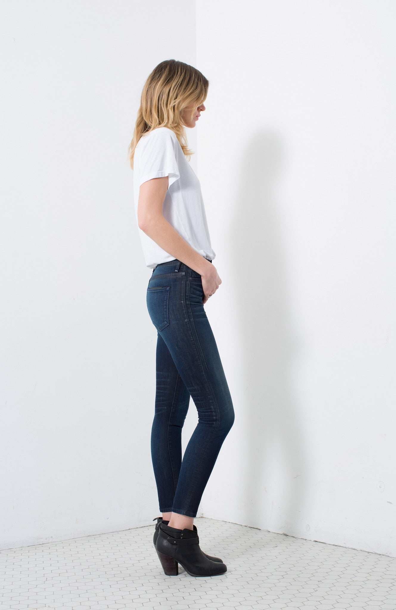 ANKLE SKINNY in EDISON | MADE TO ORDER