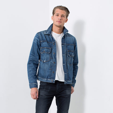 CLASSIC JACKET in FRANKLIN | MADE TO ORDER
