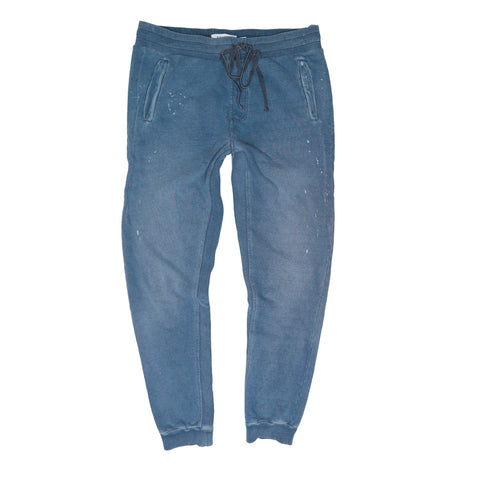 MEN'S INDIGO JOGGER | Instantly Available