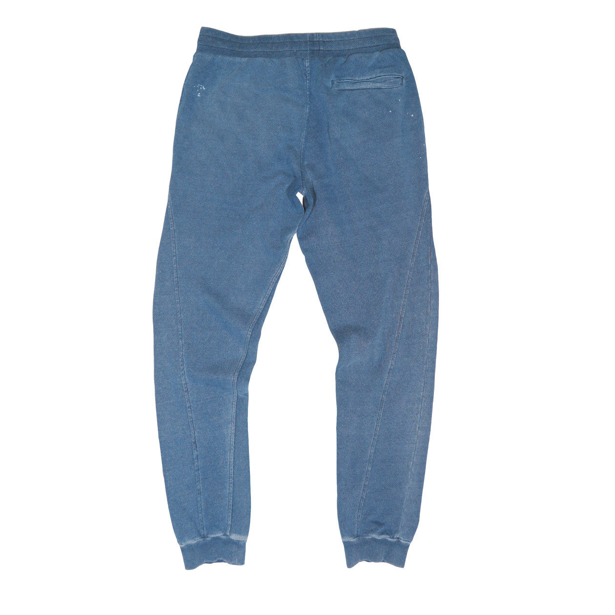MEN'S NY PRINTED INDIGO JOGGER | Instantly Available