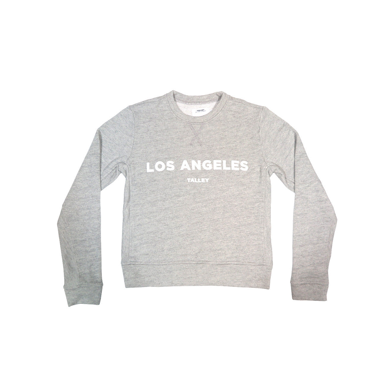WOMEN'S HEATHER LOS ANGELES PUFF PRINT | Instantly Available