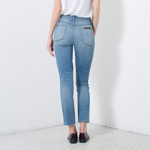 HIGH RISE SLIM in LOLA | MADE TO ORDER