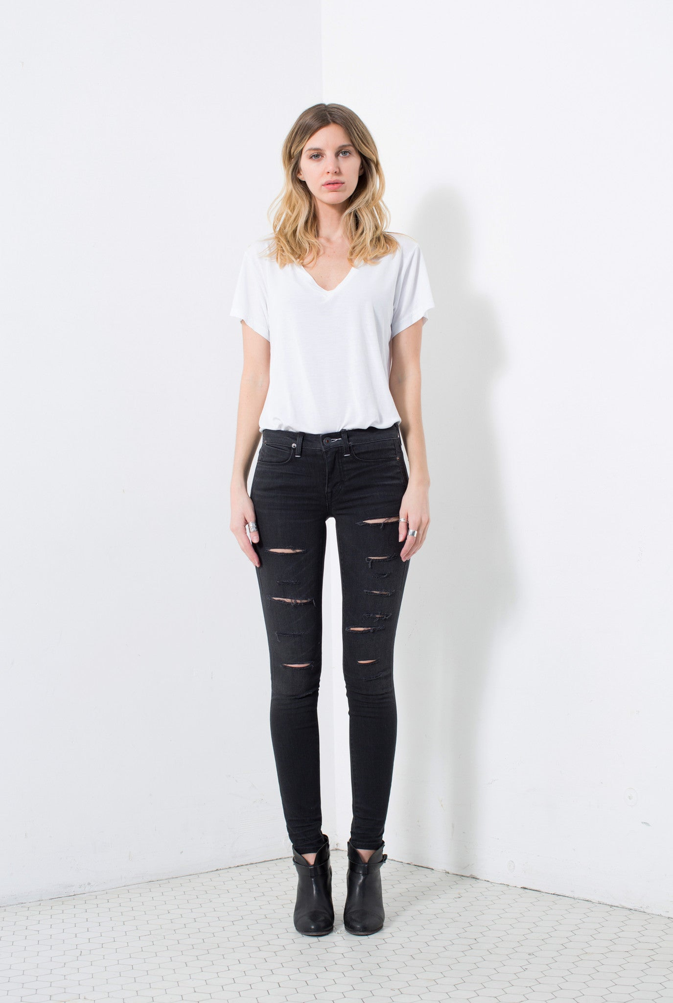 MARLEY | Instantly Available | MID RISE SKINNY