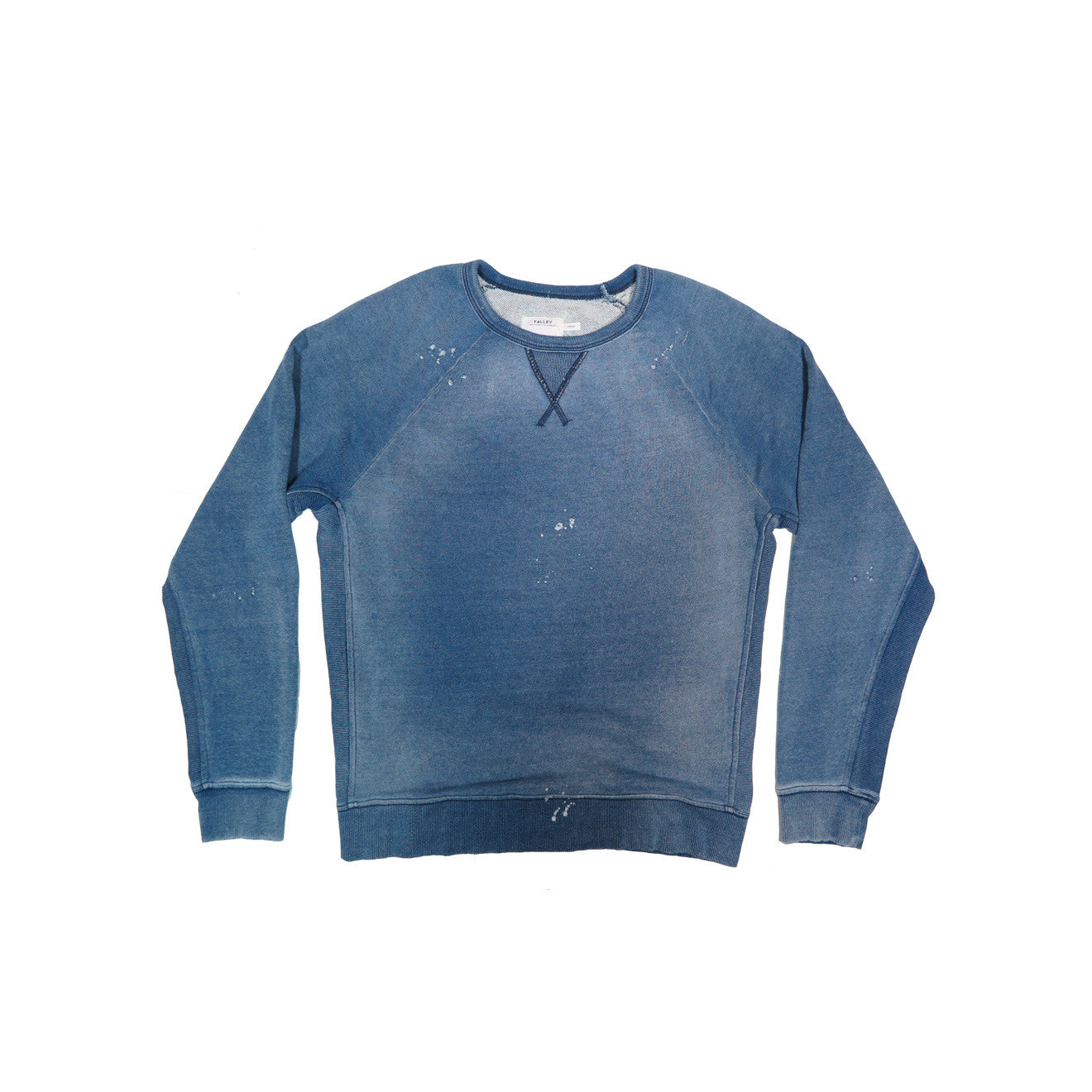 MEN'S VINTAGE INDIGO SWEATSHIRT | Instantly Available