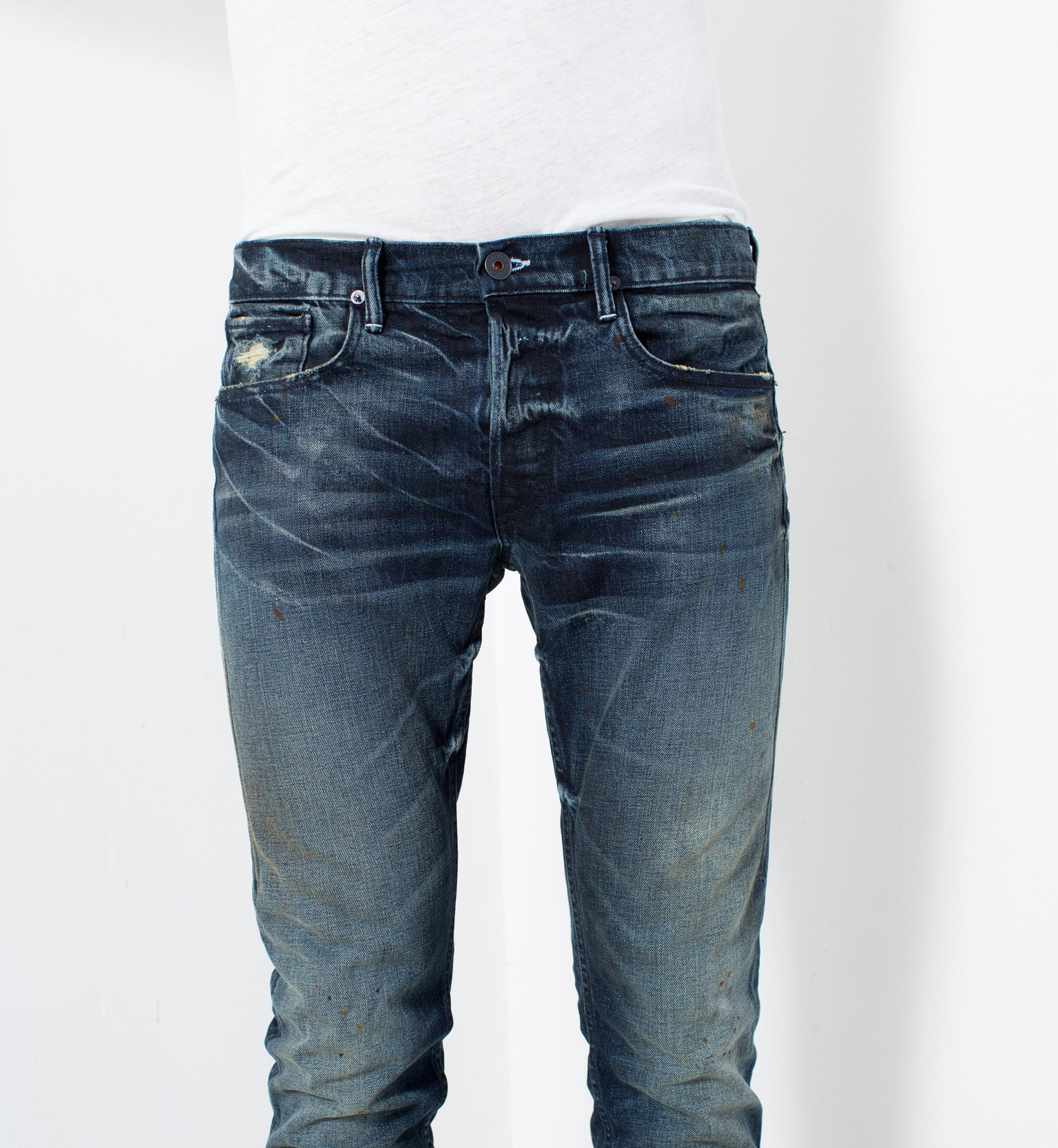 SLIM FIT in WOODWARD | MADE TO ORDER