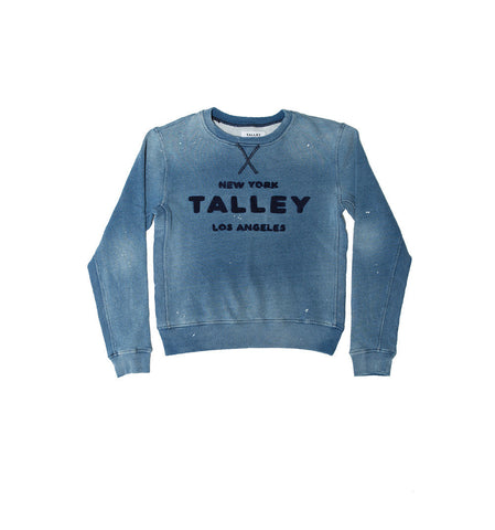 WOMEN'S TALLEY LOGO SWEATSHIRT | Instantly Available