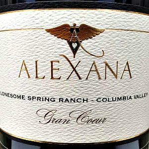 Alexana Gran Coueur Red Blend Columbia Valley Washington, 2015, 750