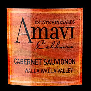 Amavi Cellars Cabernet Sauvignon Walla Walla Washington, 2014, 750
