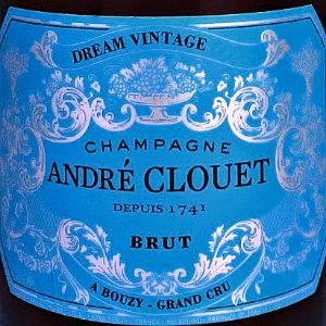 Andre Clouet Dream Vintage Champagne France, 2013, 750