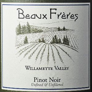 Beaux Freres Willamette Valley Pinot Noir, 2019, 750