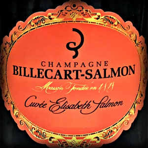 Billecart-Salmon Cuvee Elisabeth Salmon Rose Champagne France, 2006, 750
