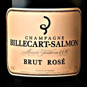 Billecart-Salmon Brut Rose Champagne France, NV, 750
