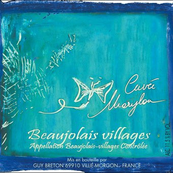Guy Breton Beaujolais-Villages Marylou France, 2014, 750