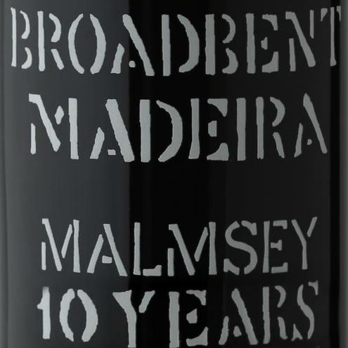 Broadbent Madeira Malmsey 10 years old, NV, 750
