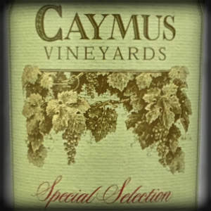 Caymus Special Selection Napa Valley California, 2006, 750