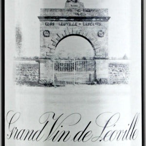 Chateau Chateau Leoville Las Cases Saint-Julien France, 2001, 750