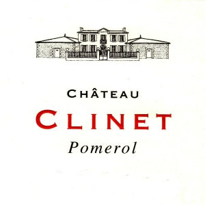 Chateau Clinet Pomerol France, 2012, 750