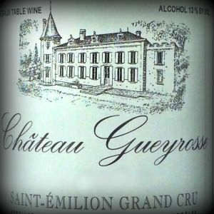 Chateau Gueyrosse Saint Emilion Grand Cru Bordeaux  France, 2006, 750