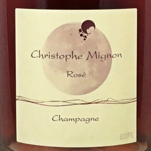 Christophe Mignon Rose Champagne France, NV, 750