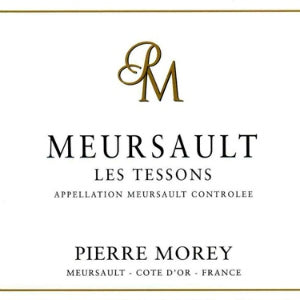 Copy of Pierre Morey Meursault les Tessons Burgundy France, 2016, 750